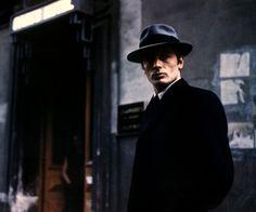 Alain Delon in Le Samourai (Jean-Pierre Melville, 1967)