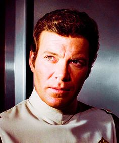 Admiral James T. Kirk in Star Trek: The Motion Picture