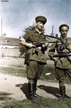 Soviet Partisans, ww2