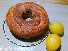 E isto come-se?: Bolo de Limão da Susy Bagel, Bread, Food, Key Lime Pound Cake, Eten, Bakeries, Meals, Breads, Diet