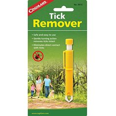Tick Romover by Coghlan's *** Awesome dog product. Click the image : Flea and Tick Control Tick Removal, Nursing Supplies, Pet Supplies, Tick Control, Dog Itching, Dog Training Pads, Dog Dental Care, Dog Shower, Dog Shedding