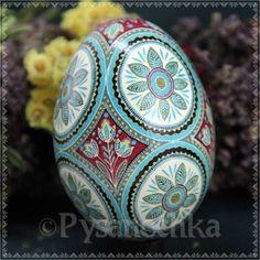 Real-Ukrainian-Pysanka-Goose-Pysanky-Best-by-Halyna-Easter-Egg