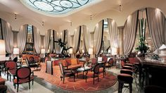"Where to Stay: Milan: Grand Hotel et de Milan (5 Star). Perfectly located at head of Milan's ""Golden Triangle."""