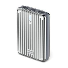 Zendure A4 Portable Charger 13400mAh  Ultradurable External Battery Power Bank foriPhone 7 Plus 6 6s SE Samsung and More Lightweight and Compact Silver *** You can find more details by visiting the image link.