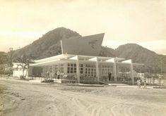 fotos antigas de praia grande sp - Pesquisa Google Hotel dos Alemães na decada de 30