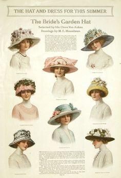 Edwardian Era, Edwardian Fashion, Vintage Fashion, 1930s Fashion, Dress Fashion, Fashion Fashion, Womens Fashion, Historical Costume, Historical Clothing