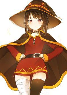 Megumin ♥ Konosuba