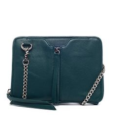 $100 SHIPPED - NWT LEATHER Kelsi Dagger Chelsea Crossbody - retail price $188