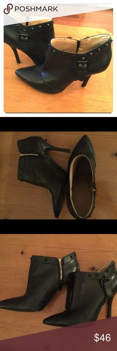 """Valentino look A Likes - Enzo Angiolini Worn 3 times and each time I've worn into Boston someone compliments me on my """"Valentino rock rock studs"""" it makes ma laugh because these are not Valentinos haha have the box too ! I am happy to send more pics Enzo Angiolini Shoes Heels"""