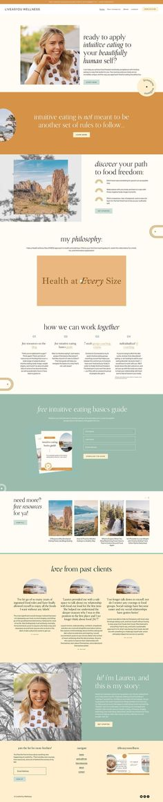The Ava Grand Squarespace Template Kit is a modern and sleek design. #Squarespace #Caoches #Business #templateKit