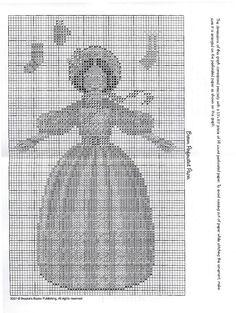 spirit of knitting angel 2/4
