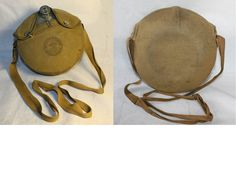 Vintage Boy Scout Canteen complete with by ilovevintagestuff