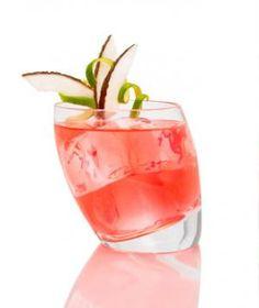 the skinny bikini- x-rated, coconut vodka, soda water, cranberry juice,lime