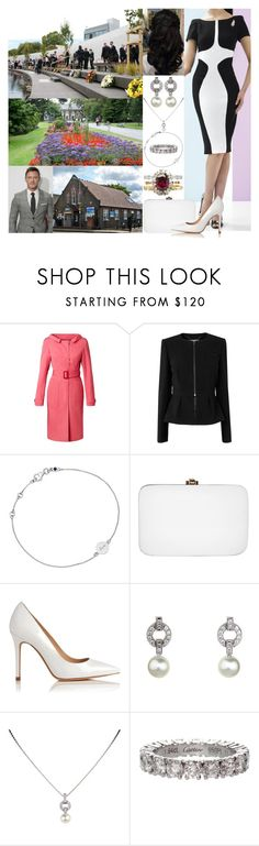 """Royal Tour of New Zealand 2018 - Day 5: Christchurch"" by marywindsor ❤ liked on Polyvore featuring Burberry, L.K.Bennett, Astley Clarke, Rocio and Cartier"