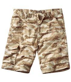 Bermuda Camouflage #atlasformen #avis #discount #livraison #commande #printemps #spring