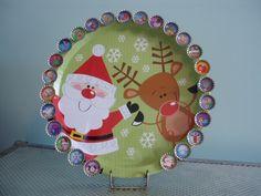 Christmas countdown calendar, too cute!
