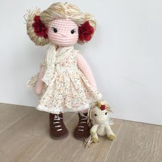 Hi everyone! I'm Dawn. My little unicorn and me will also be listed in our website on Sunday at 5pm EST. See you soon 😚  #handmadewithlove   #unicorn   #doll   #heirloom   #babyshower   #doll  #dolls  #crochet  #amigurumi  #baby  #nursery  #kidsroom  #sale