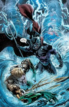 Welcome to the improved DC comics community. Here you can post all DC comics and related stuff. Aquaman Dc Comics, Dc Comics Art, Image Comics, Marvel Dc Comics, Atlantis, Superman, Batman Vs, Detective, New 52