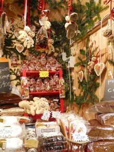 from Paris Perfect : Champs Elysees Christmas Market a fabulous adventure