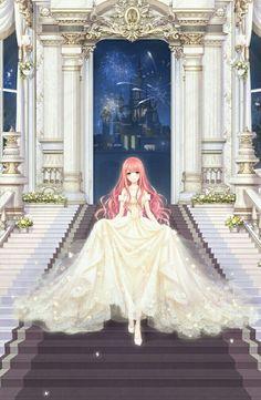 """Princess, you can come with us. We can liberate you!"" ""I have a job to do, and . - ""Princess, you can come with us. We can liberate you!"" ""I have a job to do, and people here t - Anime Kimono, Anime Dress, Pretty Anime Girl, Beautiful Anime Girl, I Love Anime, Manga Girl, Anime Art Girl, Anime Girls, Anime Chibi"