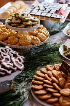 'Brown Eggs and Jam Jars' holiday cookie swap on Simple Bites