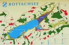 Rottachsee Ostufer - von Gschwend nach Petersthal (Oy-Mitelberg Diagram, Map, World, Vacation, Viajes, Nice Asses, Pictures, Germany, Location Map