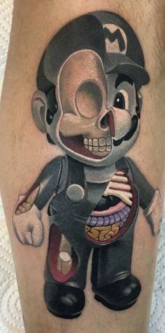 50 Awesome Tattoos by Denis Torikashvili Tidan - TheTatt Black Ink Tattoos, Love Tattoos, Black And Grey Tattoos, Beautiful Tattoos, Body Art Tattoos, Girl Tattoos, Small Tattoos, Awesome Tattoos, Tattoo Ink