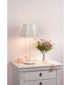 Laura Ashley Home TX0010 Abby 23 Inch Table Lamp