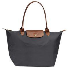 Shopping bag L - Le Pliage - Bags - Longchamp - Clay - Longchamp United-States