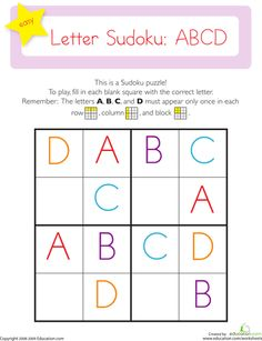 images about Sudoku on Pinterest Free printable worksheets for kids  This section of the site is all about catagorization  What things go together what items don     t belong