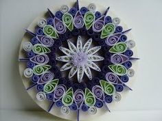 Paper Filigree Art - Quilling: Samples, Contact Info