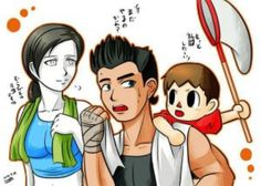 After melee by amito on @DeviantArt