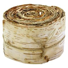 <div>Add the Birch Roll with Jute by Ashland® to your home decor. Wrap this genuine birch bark w...