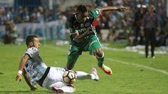 Blog Esportivo do Suíço:  Palmeiras supera expulsão e consegue empate fora de casa na estreia da Libertadores