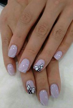 Morado Nails For Kids, Girls Nails, Beauty Makeup, Hair Beauty, Hot Nails, Nail Tips, Nail Care, Pretty Nails, Nail Art Designs