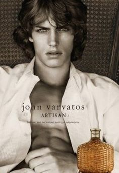 John Varvatos, Men's Fragrance a Different Look