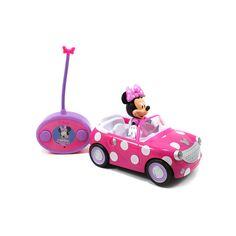 "Disney Minnie Mouse Remote Controled Car - Jada Toys, Inc. - Toys ""R"" Us"