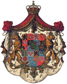 Wappen Sachsen Coburg Gotha - Ernest II, Duke of Saxe-Coburg and Gotha - Wikipedia, the free encyclopedia