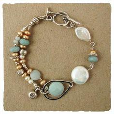 Nautical Treasure Bracelet