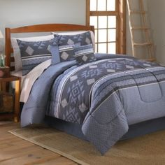 Catori 6-Piece Comforter Set - BedBathandBeyond.com