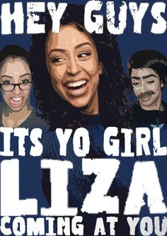 for the little potato known as Liza Koshy! Love you gurl!!!!