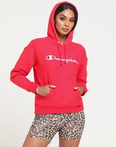 The Reverse Weave Hoodie is back at Culture Kings in a brand new colorway this season. With iconic Champion styling and unbeatable comfort, be sure to secure yours today while stocks last at Culture Kings. - Full athletic fit - Two-ply hood with worki Culture Kings, Size Model, Script, Weave, Champion, Youth, Brand New, Group, Hoodies