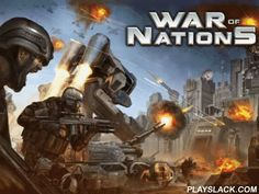 War Of Nations  Android Game - playslack.com , an online strategy, where you will make your militia kingdom and combat to enemies.