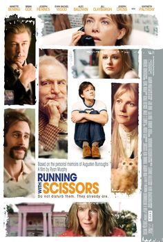 Running with Scissors.....great movie #movies