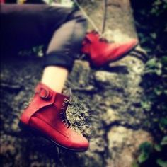 Dr. Martens, Timberland Boots, Combat Boots, Collection, Shoes, Fashion, 7 Dwarfs, Female Dwarf, Leather