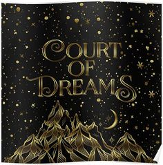 Court of Dreams ACOMAF Poster