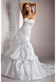 Robes de mariée Maggie Sottero Casey Symphony