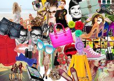 painel de inspiração de moda - Pesquisa Google