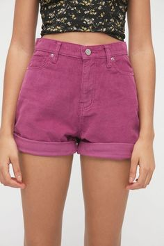 Denim Shorts Outfit, Cute Shorts, Short Outfits, Summer Outfits, Cute Outfits, Kinds Of Clothes, Diy Clothes, Phineas And Ferb Costume, Trop Top