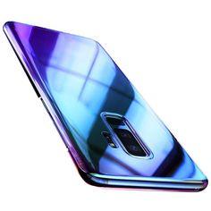 Samsung S8 Plus Case Gradient Hard Back Cover - Blue - 4515579363463_32062876713095